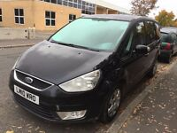 2010 FORD GALAXY 2.0 TDCI DIESEL AUTOMATIC 7 SEATER FAMILY CAR EXCELLENT DRIVE LONG MOT NOT SHARAN