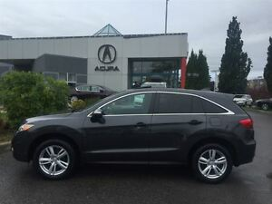 2014 Acura RDX TECH NAVI ACURA CERTIFIED PROGRAM 7 YEARS 130K