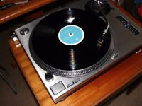 TECHNICS SL1210 Mk2 TURNTABLE - REFURBISHED - ACHROMAT - NAGAOKA MP110