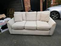3 Seater Sofa- Next