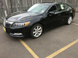 2014 Acura RLX Leather, Heated Seats, Back Up Camera, 38,000Km
