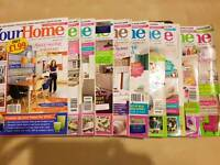 FREE Your Home - ten magazines
