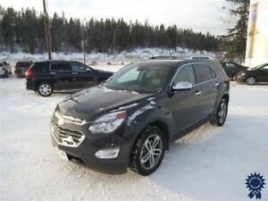 2016 Chevrolet Equinox LTZ All Wheel Drive w/Remote Engine Start