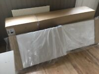 Brand new L shaped bath panel, left or right sided