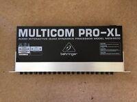 Behringer Multicam pro MDX4600 4 channel compressor (no box or manual)