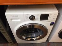 SAMSUNG 12KG WHITE WASHING MACHINE RECONDITIONED