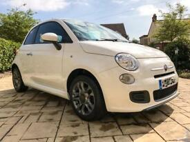 Fiat 500 1.2s - 2013 (63) - immaculate!