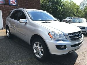 2007 Mercedes-Benz ML 320 CDI DIESEL - ONE OWNER - NO ACCIDENT -