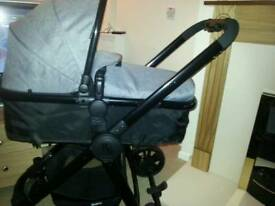 Red Kite Fusion Travel System(platinum)