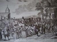 """YE DUNMOW FLITCH"" JUNE 20th 1751"