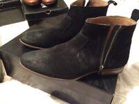 Topman suede boots