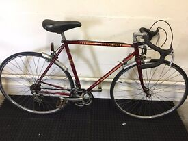 Vintage Peugeot Gentlemen's Racing Bicycle ( Bike) 54cm Frame -- FULLY SERVICED + FREE DELIVERY!