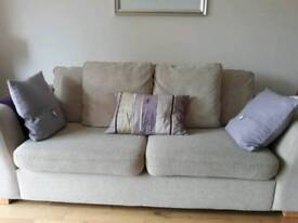 Sofas for sale (3 & 2 seater)