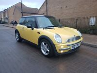 MINI Hatch Hatchback (2001 - 2007) R50 & R53 1.6 Cooper 3dr with 11months MOT