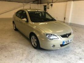 08 REG PROTON GEN-2 1.6 GSX 5DR-1 PREVIOUS OWNER-HISTORY-2 KEYS-JANUARY 2019 MOT-FULL LEATHER