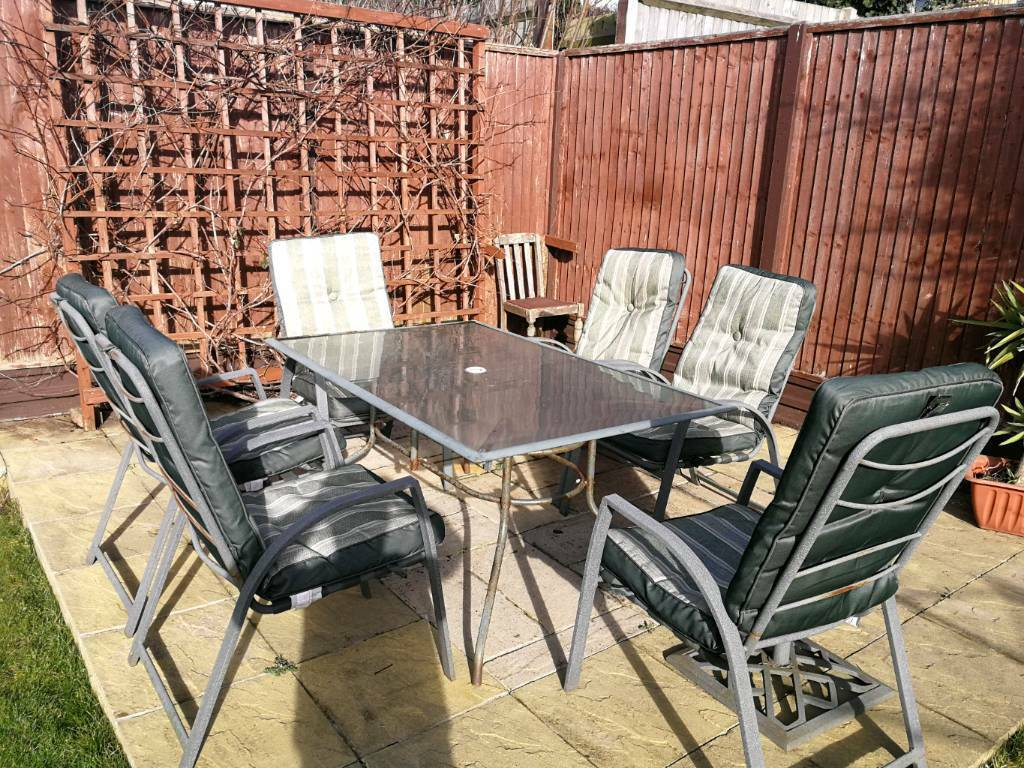 Garden Furniture Set Used In Portsmouth Hampshire Gumtree