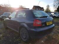 AUDI A3 AUTOMATIC GEARBOX.. EXCELLENT RUNNER