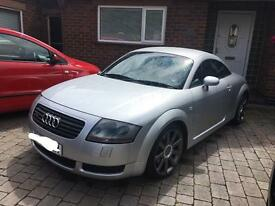 2002 Audi TT 225 completely standard excellent example