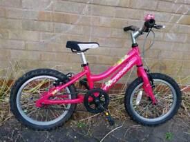 Ridgeback Melody 16 inch wheel Girls bike