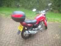 125 motorbike lexmoto