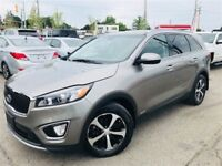 2016 Kia Sorento 3.3L EX 7-SEATER / LEATHER / AWD / 37KM Cambridge Kitchener Area Preview