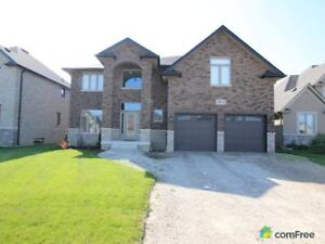 $569,900 - 2 Storey for sale in Belle River