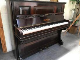 PART EXCHANGE TO CLEAR - Chappell upright piano - CAN DELIVER