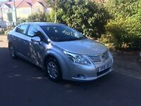 Toyota Avensis 2.0 D-4D T2 4dr (PCO Badge Ready)