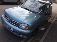 Nissan Micra automatic low miles