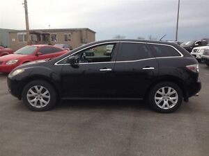 2007 Mazda CX-7 GT, Fully Loaded, Roof, Navigat London Ontario image 3