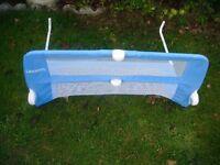BLUE LINDAM BED GARD