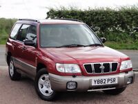 Subaru Forester All Weather Estate AWD 2.0, 2001 / Y Reg, 1 Owner, 29k Miles, MOT: 1 Year, FSH
