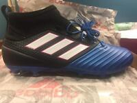 Adidas Ace 17.2 football boots - size 9 (43.3)