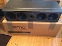 JAMO E 6CEN CENTRE SPEAKER, 160 Watts, V LOUD CRYSTAL CLEAR SOUND, EXCELLENT WORKING CONDITION.