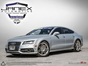 2014 Audi A7 3.0 Technik ACCIDENT FREE | LOW MILEAGE | LEATHE...