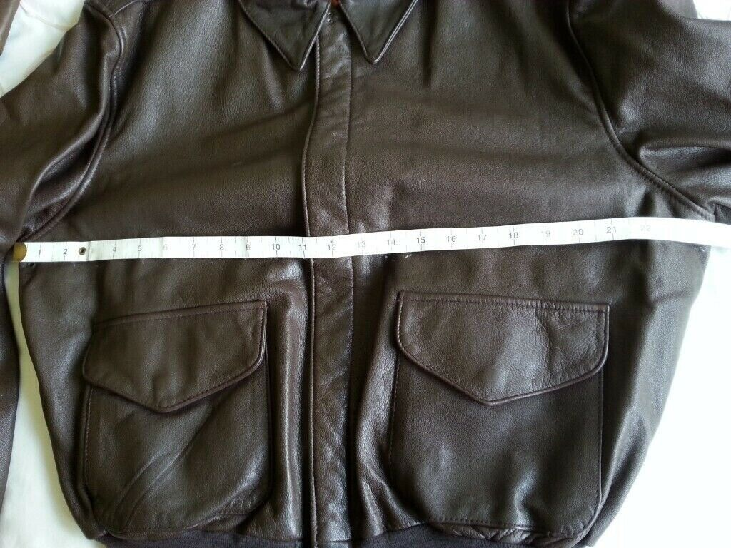 d1c8d60e0 WW2 COOPER A2 USAF FLIGHT JACKET EXCELLENT CONDITION 42R | in Mevagissey,  Cornwall | Gumtree