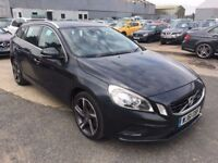 Volvo V60 2.4 D5 SE Lux 5dr (start/stop)£8,500 p/x welcome TOP OF THE RANGE,FULLY LOADED!