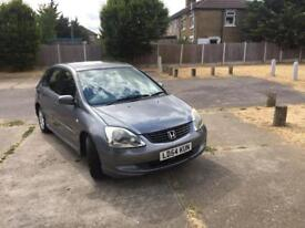 2004 GREY HONDA CIVIC *AUTO* FOR SALE RIGHT NOW! Don't miss you