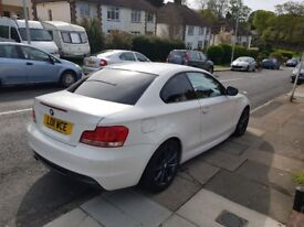 FOR SALE: BMW 120D COUPE