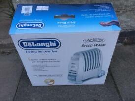 Heater oil Delonghi N/New