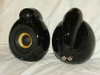 Scandyna Micropod Active Speaker Bluetooth Pair - Incredible Sound - Great Condition