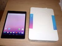 HTC Google Nexus 9 32GB, Android 7.1.1, Excellent condition