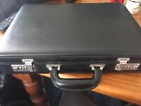Genuine premium quality LEATHER BRIEFCASE