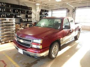 2007 Chevrolet Silverado 1500 Classic Classic 2WD with low kms