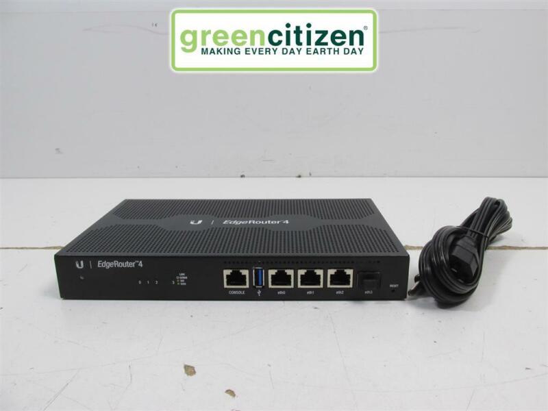 Ubiquiti EdgeRouter 4 ER-4 4-Port Gigabit Router