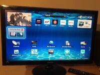 Samsung smart tv 27in £90 ono