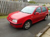 vw golf match 1.4 5 door