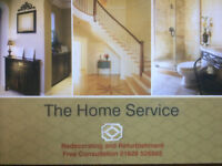 THE HOME SERVICE Redecorating and Refurbishment