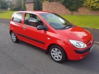 HYUNDAI GETZ 1.1 GSI SE FOR SALE