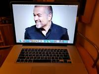 "MACBOOK PRO 17""-AS NEW/MINT-RARE-BARGAIN-MUST SEE"